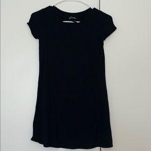 Girl's Black Dress